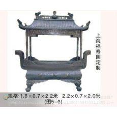 齐发娱乐官方网站_长方香炉法器 规格1.8米 2.2米法器