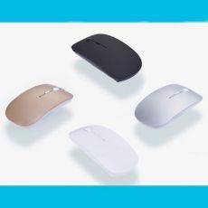 无线蓝牙充电鼠标左右静音底部无光聚合物电池中性