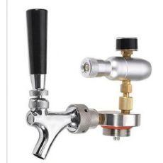 304不銹鋼啤酒瓶打酒器 家釀啤酒2升容器2L螺紋蓋啤酒桶