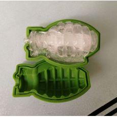 棒冰模硅胶手榴弹蛋糕模 硅胶手雷模 硅胶冰格 硅胶烘焙模具