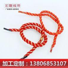 低弹金丝绳 纸袋手提三股扭绳