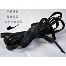 1.2M扁蜡绳 鞋带 编织腰带 抽绳 帽绳