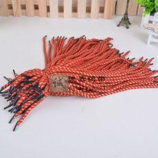 三股绳 金丝三股绳 购物袋绳子