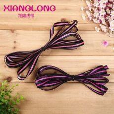 齐发娱乐官方网站_1.3CM密纹双面带单条反光带织带
