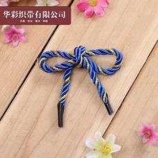 彩色三股绳 手提袋拎绳包装袋涤纶手提绳