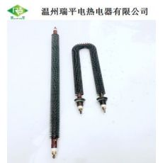U型翅片电热管 印刷机电热管 覆膜机电加热管 散热片式加热管