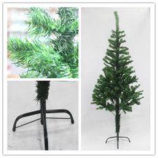 圣诞树 1.5米塑料圣诞树 非松针圣诞节酒店装饰