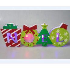 圣诞灯饰 LED圣诞挂件 圣诞装饰NOEL