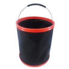 加厚1000D牛津布折叠水桶 户外洗车水桶 野营烧烤钓鱼