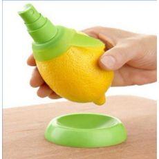 厨房创意小工具 水果柠檬喷雾器手动榨汁器手动喷雾单个装