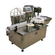 大剂量液体灌装机 灌装封口机 全自动