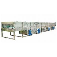喷淋式杀菌机 全自动连续式喷淋冷却杀菌机