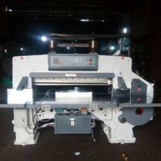 直销高速程控切纸机 1300数显型切纸机
