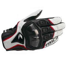 RST390 摩托车手套 赛车手套 透气打孔全皮碳纤维 骑行防护手套