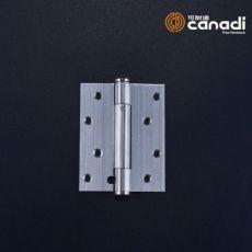 4寸不锈钢单弹簧合页单向闭门自动关门不带缓冲铰链