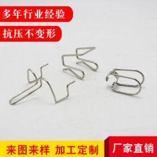 非标定制耐油精准光洁不锈钢异型弹簧异形弹簧