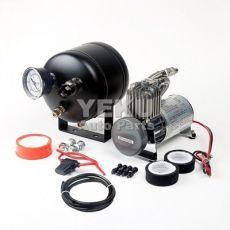 汽车改装气泵 0.5加仑/0.5gal气罐 12V车载充气泵150psi