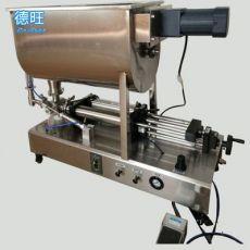 多功能酱料灌装机全自动 老干妈辣椒油酱料灌装机酸奶液体灌装机