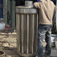 冷却器 双层管冷却器 酿酒设备