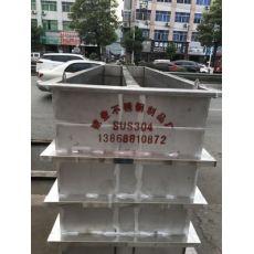 不锈钢酸洗池 酸洗槽 316L 材质 304材质 水箱 水池 反应池