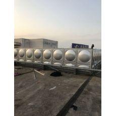 不锈钢消防水箱 冷却水箱 蓄水箱 水池