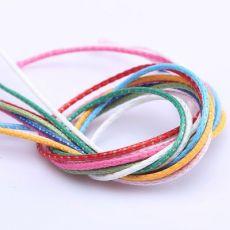 涤纶鱼丝蜡线 环保DIY蜡绳手工编织腊绳腊线项链绳手
