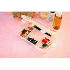 齐发娱乐官方网站_五格5格透明 收纳 便携药盒