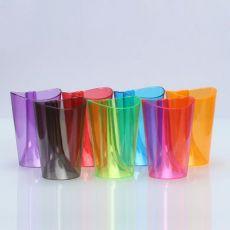 防水垢漱口杯 漱口杯套装 二合一多用防垢洗漱杯 情侣漱口杯