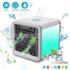 冷风机无叶风扇 usb便携迷你空调跨境空调扇