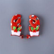 齐发娱乐官方网站_儿童成人圣诞节庆鹿角发夹 头饰发饰对夹女孩节日装扮