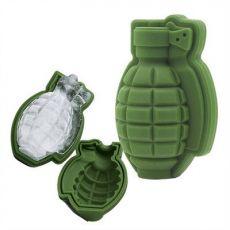 硅胶手榴弹蛋糕模 硅胶手雷模 硅胶冰格 硅胶烘焙模具