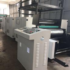 JCJZ 六色机组式高速高清柔版印刷机 科赛套色系统 日本三菱控制