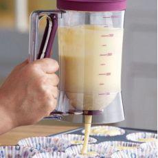 杯子蛋糕专用面糊分配器分液器 面糊漏斗