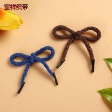棉纱扭绳 彩色棉绳粗棉纱装饰绳 捆绑粗绳子工艺束口绳