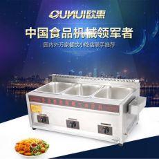 燃气关东煮机关东煮锅煤气三缸商用关东煮炉多功能串串香机器设备
