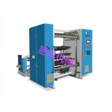 电脑高速分切机全自动分切大型卷同盘大型材料分切复卷机
