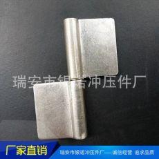 304不锈钢旗铰 3寸不锈钢旗形铰链 脱卸无孔焊接合页 防火铰链2mm