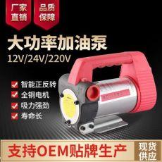 齐发娱乐官方网站_电动抽油泵12V吸油机24V微型柴油直流加油器家用计量 抽水泵220V
