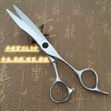 理发剪刀美发平剪工厂直销手型剪刀6.0寸美发师剪刀