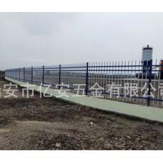 锌钢护栏围栏定做小区别墅铁艺护栏网施工防护隔离栏