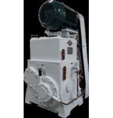 真空泵滑阀式水冷H-50练泥机专用真空泵