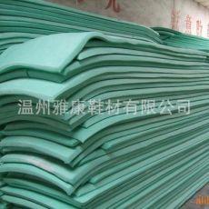 保温防震回力胶环保泥胶箱包内衬片材耐高温高弹板材