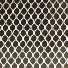 qile600_经编涤纶六角网眼布309圆孔箱包服装鞋帽镂空里布户外防裂面料