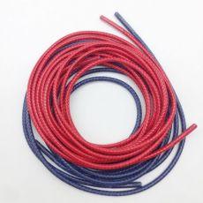 手工编织腊绳 韩国蜡线环保DIY蜡绳黑色腊线项链绳手缝环保绳子