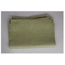 编织袋 蛇皮袋 黄色加厚包装袋 筒料 编织袋 垃圾袋
