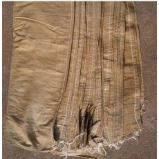 黄色编织袋 蛇皮袋快递包装袋物流打包袋粮食袋75*120
