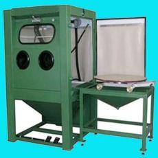 仪器仪表精密铸件液体喷砂机 量具刀具手动湿式喷砂机