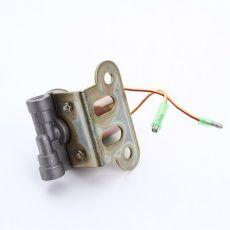 251货车电磁气阀开关24v纯铜排气制动 熄火气喇叭261 刹车阀通用