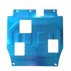 发动机下护板3D锰钢 铝合金钛合金下护板