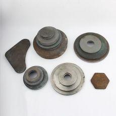 印刷制版堵头 碳钢法兰毛坯 冲压法兰毛坯 异形冲压件